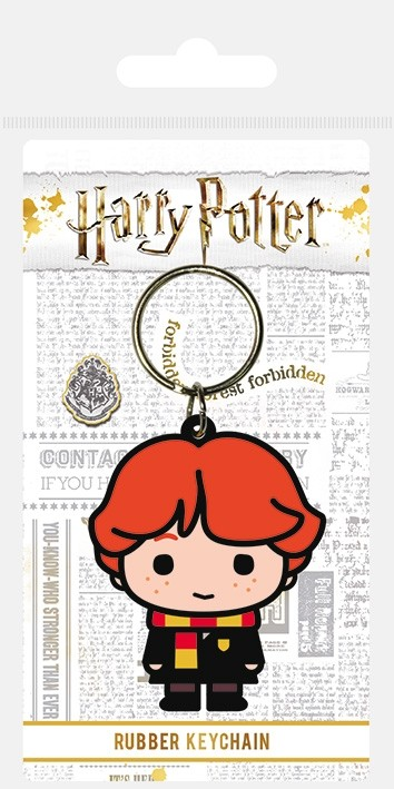 Harry Potter Keychain Ron Weasley Chibi