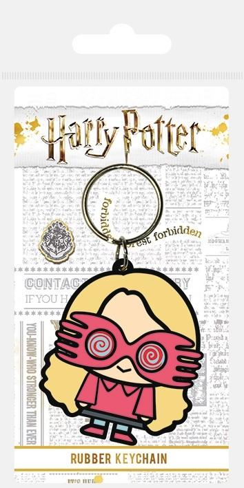 Harry Potter Keychain Luna Lovegood Chibi