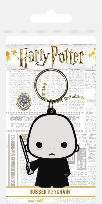 Harry Potter Keychain Lord Voldemort Chibi