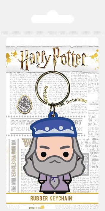 Harry Potter Keychain Albus Dumbledore Chibi