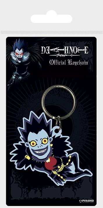 Death Note - Rubber Keychain - Ryuk