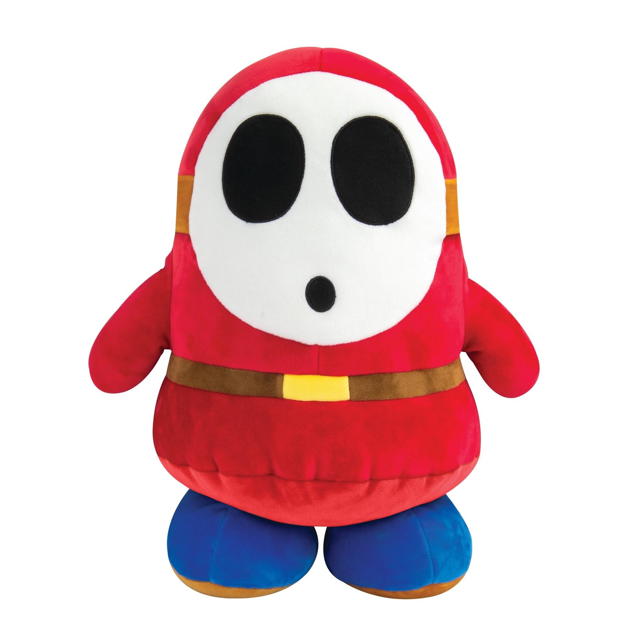 Mocchi-Mocchi Super Mario Bros Shy Guy Mega Plush