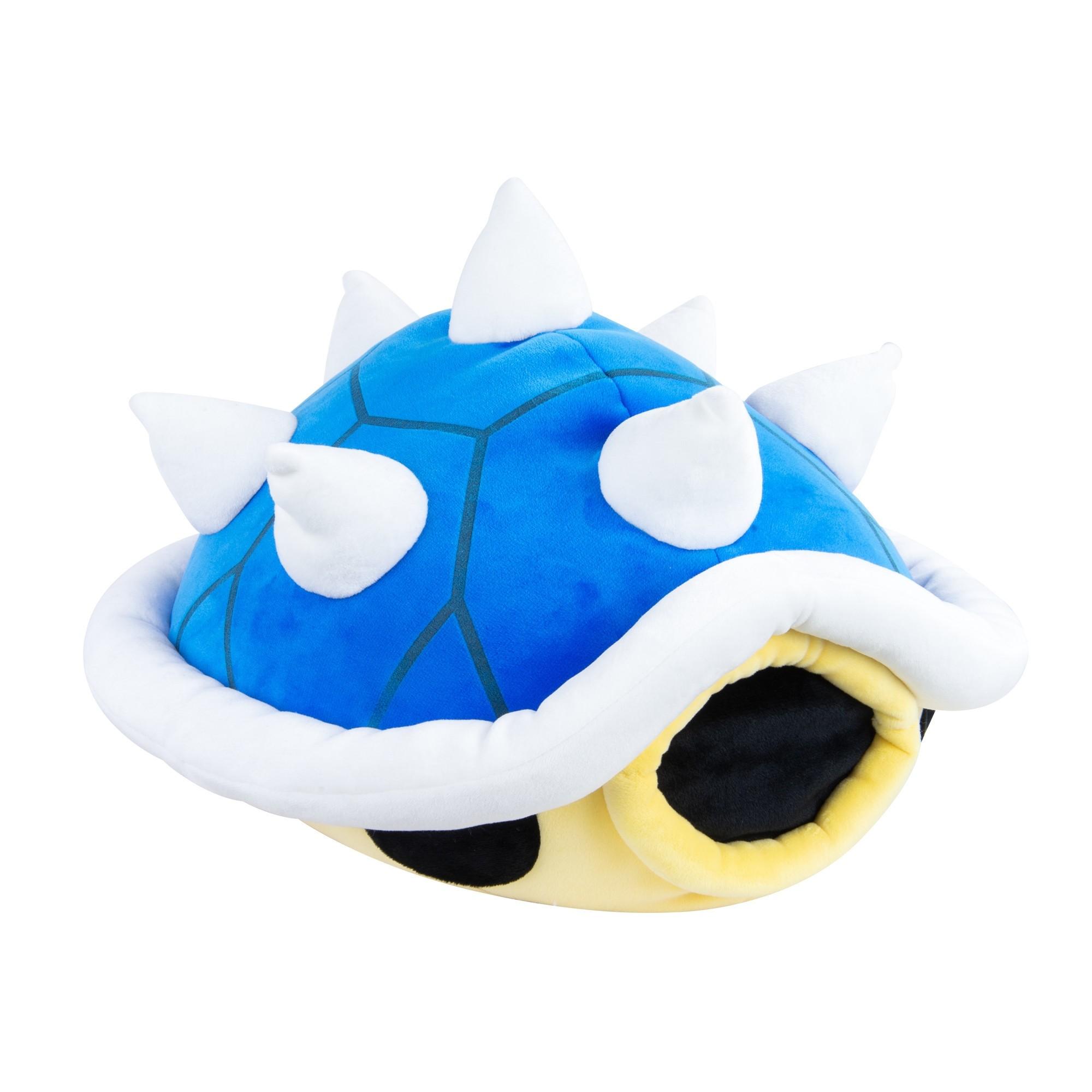 Mocchi-Mocchi Mario Kart Spiny Blue Shell Mega Plush