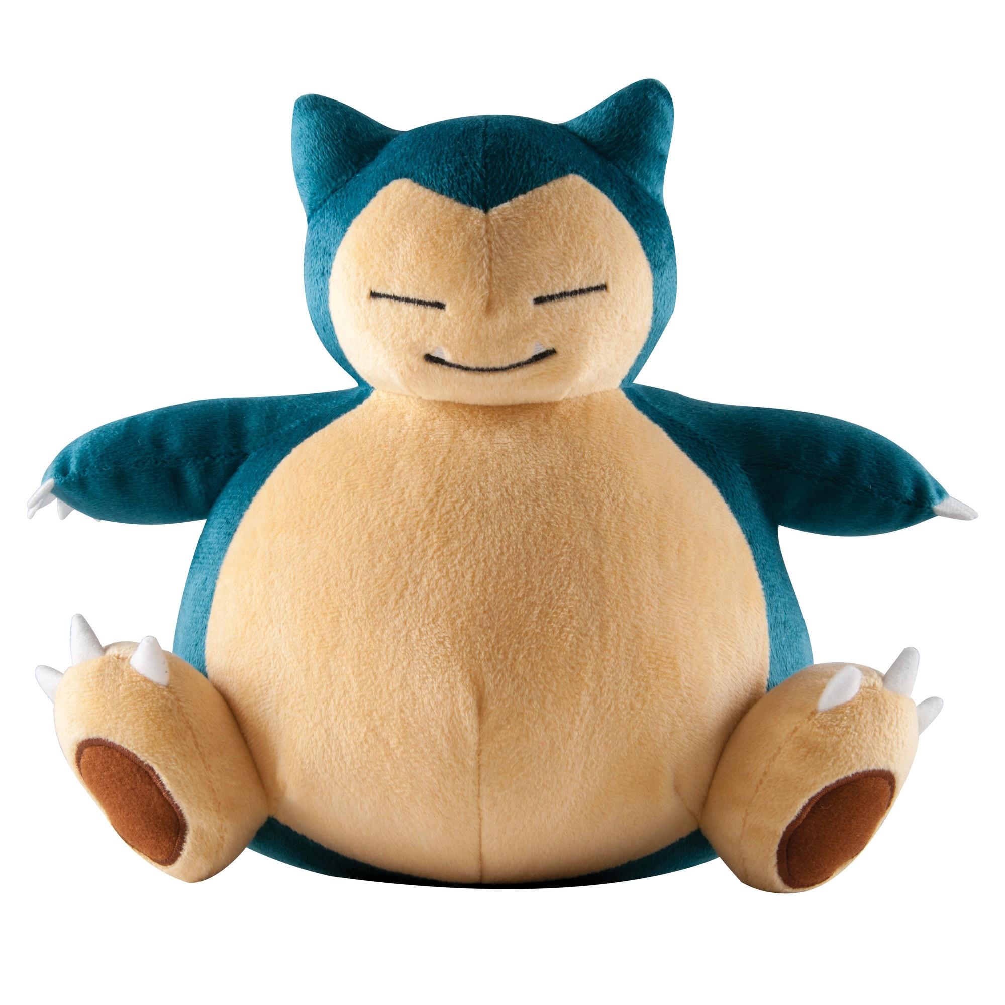 Pokemon Plush Figure Snorlax 20 cm