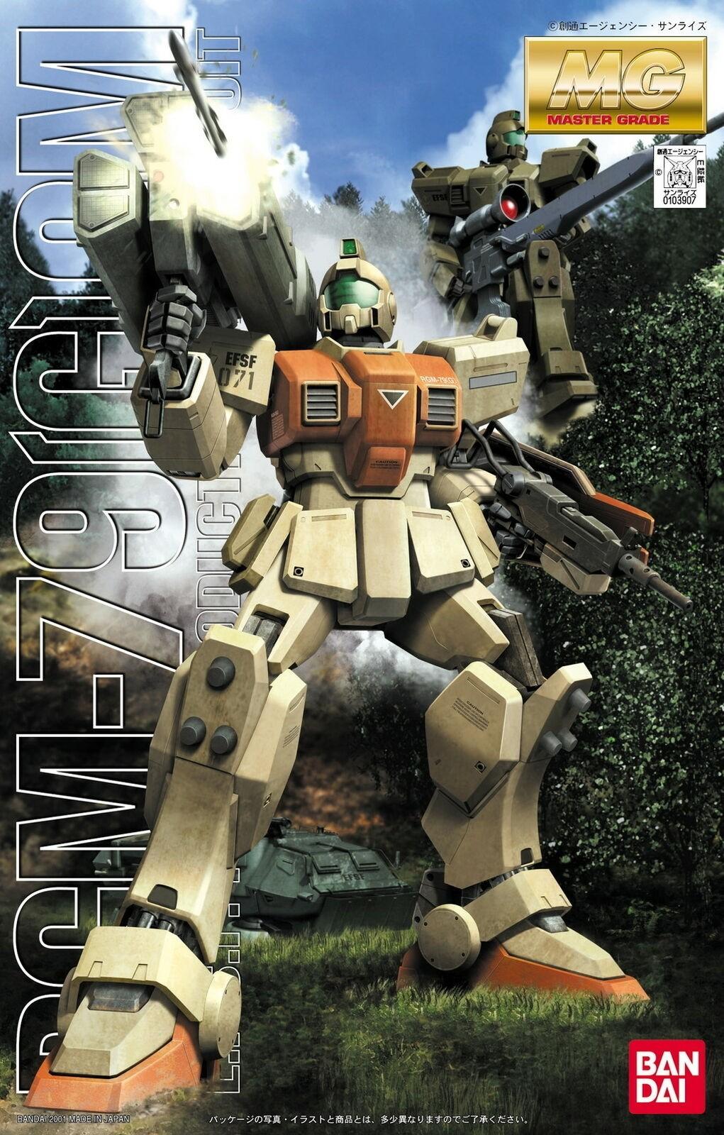 MG RMG-79 [G] GM 1/100 - GUNPLA