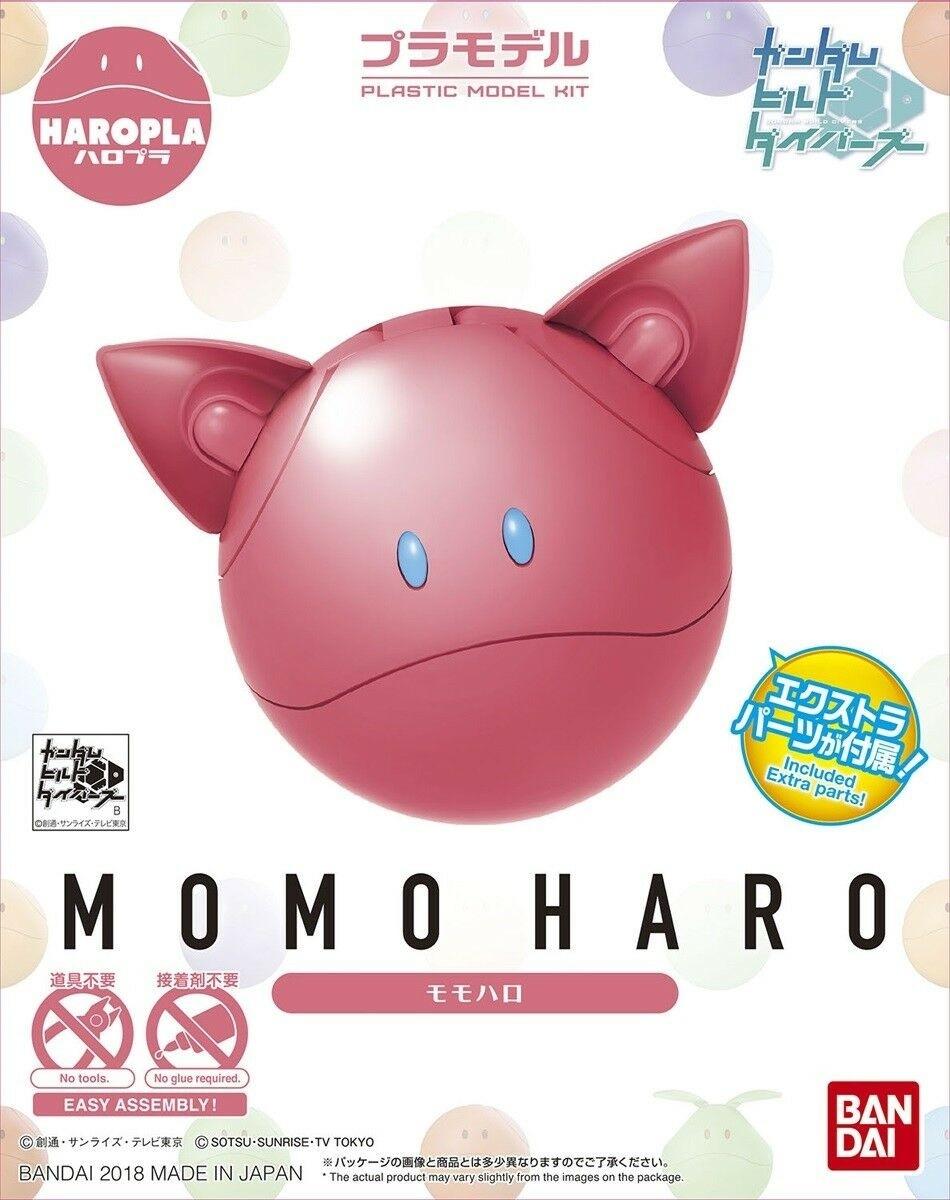 HAROPLA - MOMO HARO 1/144 - GUNPLA