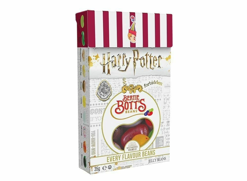 Harry Potter Bertie Botts Every Flavour Beans Box