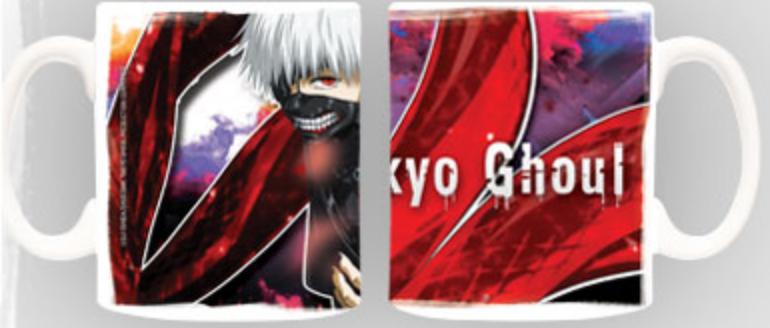 Tokyo Ghoul - Mug - 325 ml / 11oz - Kaneki Ghoul
