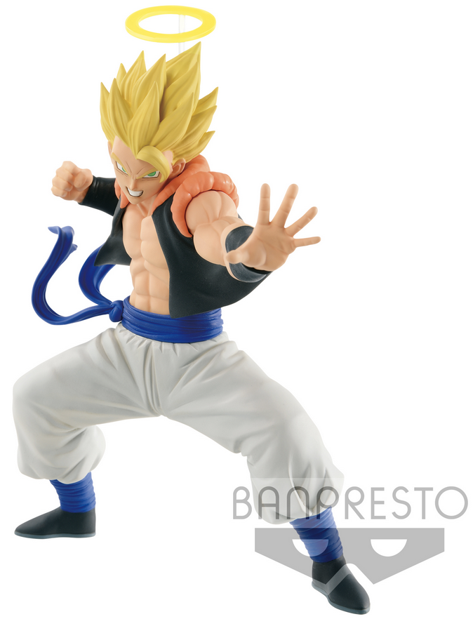 Dragon Ball Super Figure Banpresto World Figure Colosseum Gogeta