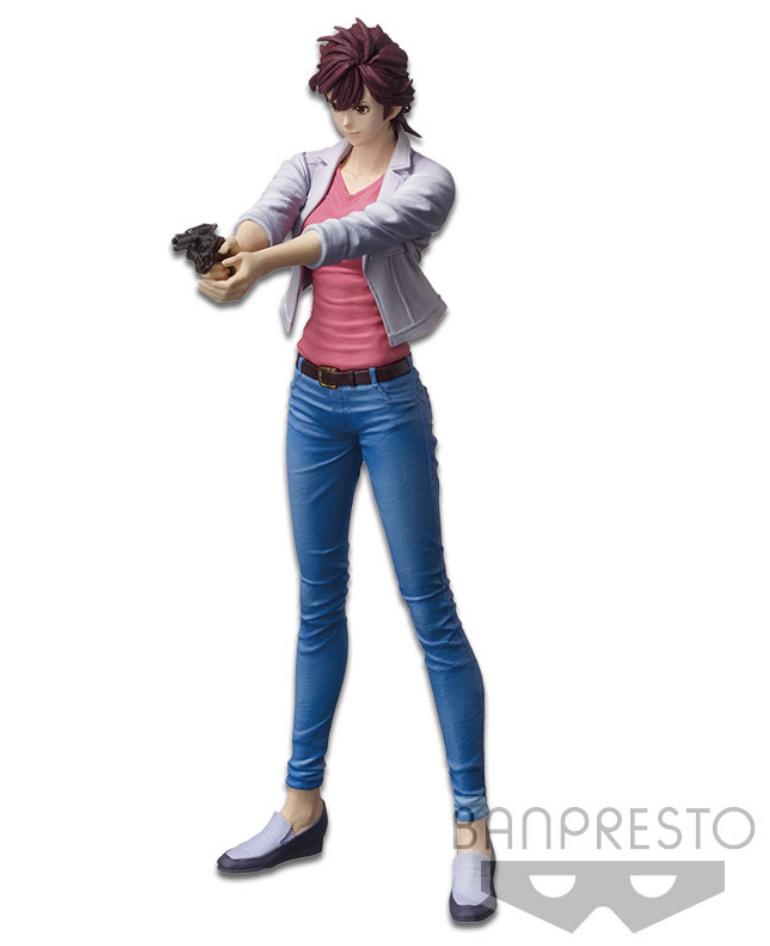 City Hunter Figure Movie Creator x Creator Kaori Makimura