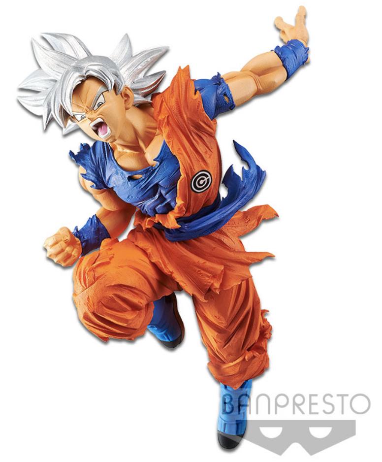 Super Dragon Ball Heroes Figure Transcendence Art Vol. 4