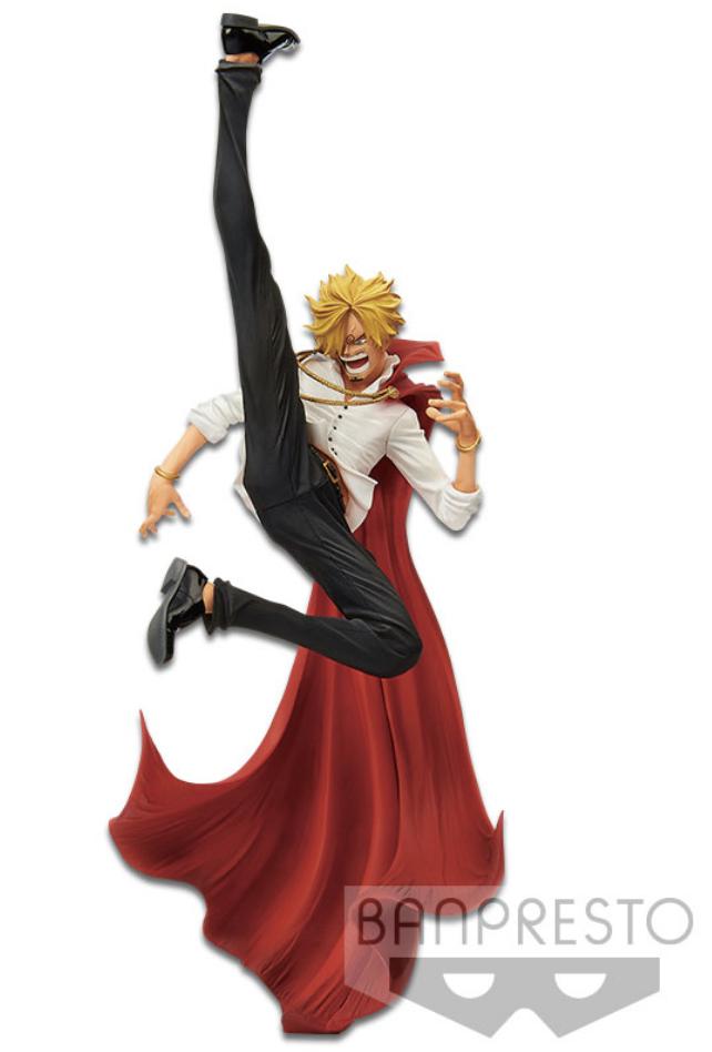 One Piece Figure Banpresto World Figure Colosseum Special Sanji