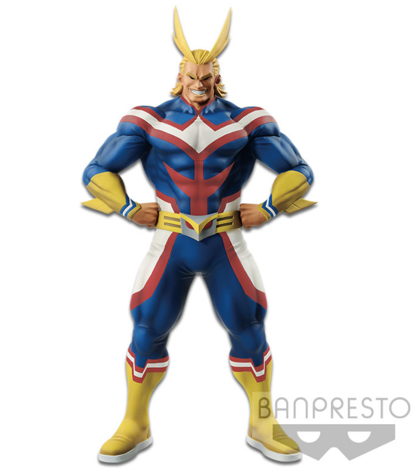 My Hero Academia Figure Age of Heroes All Might