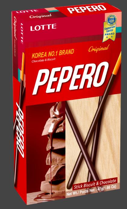 Pepero Chocolate