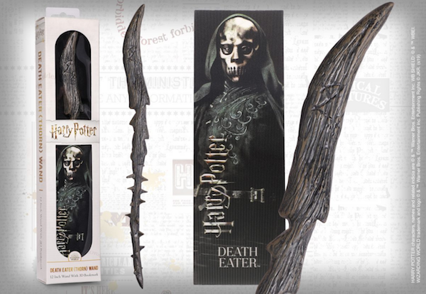 Death Eater Thorn Toy Wand