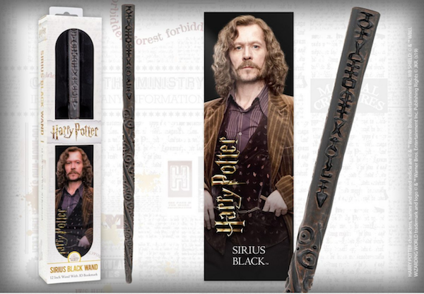 Sirius Black Toy Wand