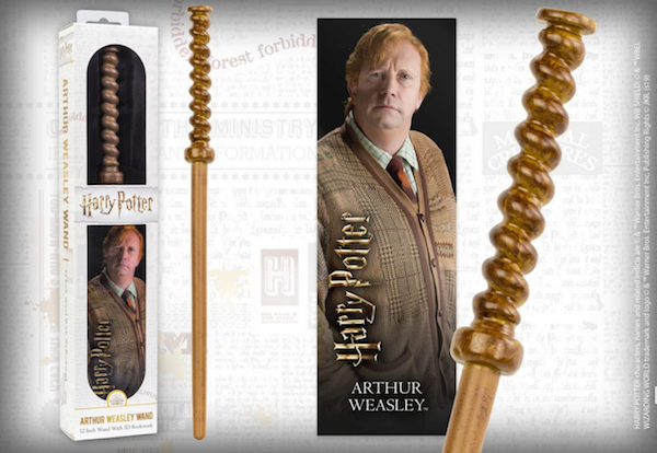 Arthur Weasley Toy Wand