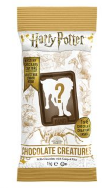 Harry Potter Milk Chocolate Creature