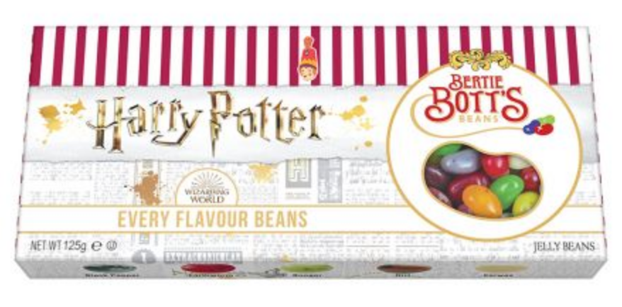 Harry Potter Bertie Bott's Every Flavour Beans Gift Box
