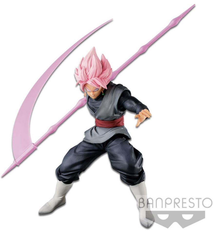Dragon Ball Super Figure Banpresto World Figure Colosseum Vol. 9 Super Saiyan Rose Goku Black