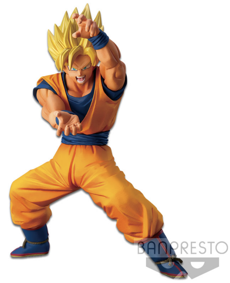 Dragon Ball Z Figure Chosenshiretsuden Vol. 1 Super Saiyan Son Goku