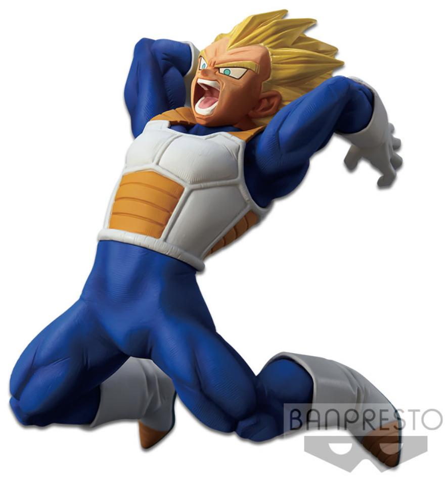 Dragon Ball Z Figure Chosenshiretsuden Vol. 1 Super Saiyan Vegeta