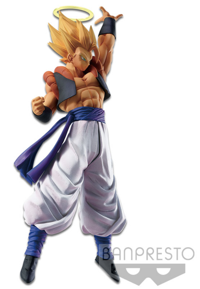 Dragon Ball Legends Figure Collab Super Saiyan Gogeta