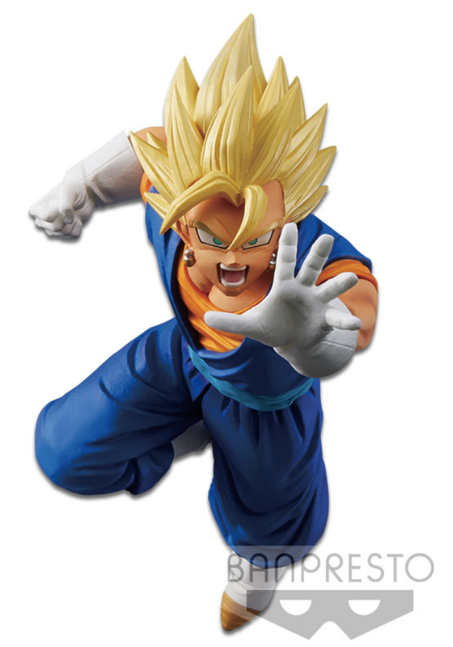Dragon Ball Super Figure Chosenshiretsuden Vol. 2 Super Saiyan Vegetto