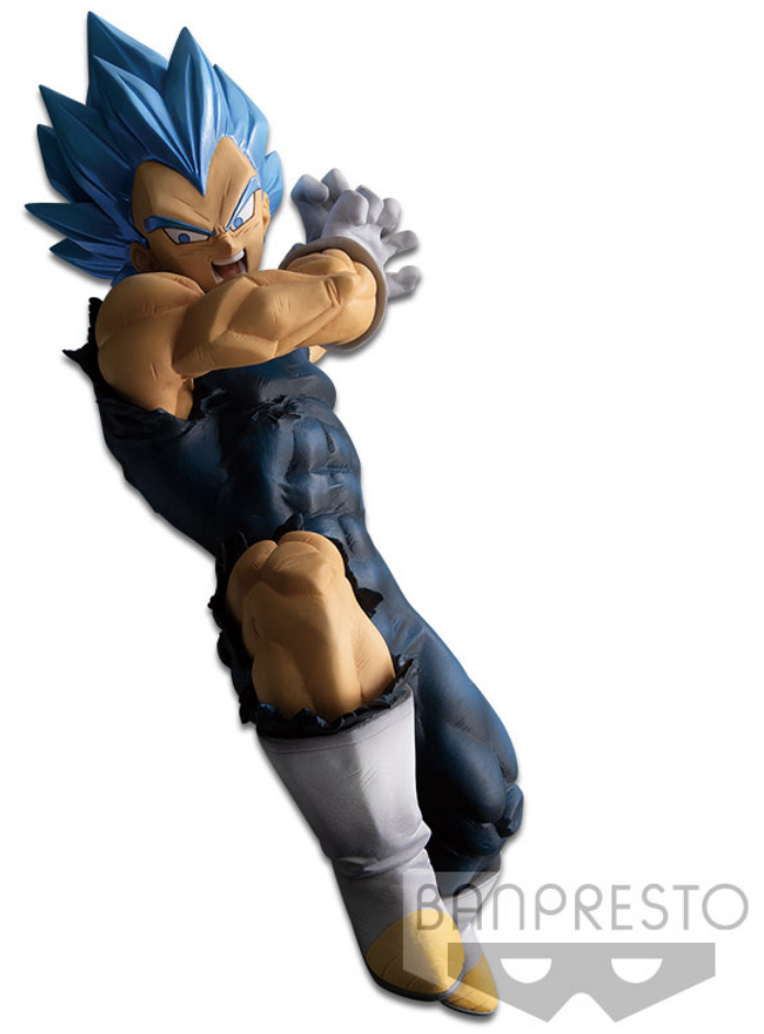 Dragon Ball Super Figure Tag Fighters Super Saiyan God Super Saiyan Vegeta