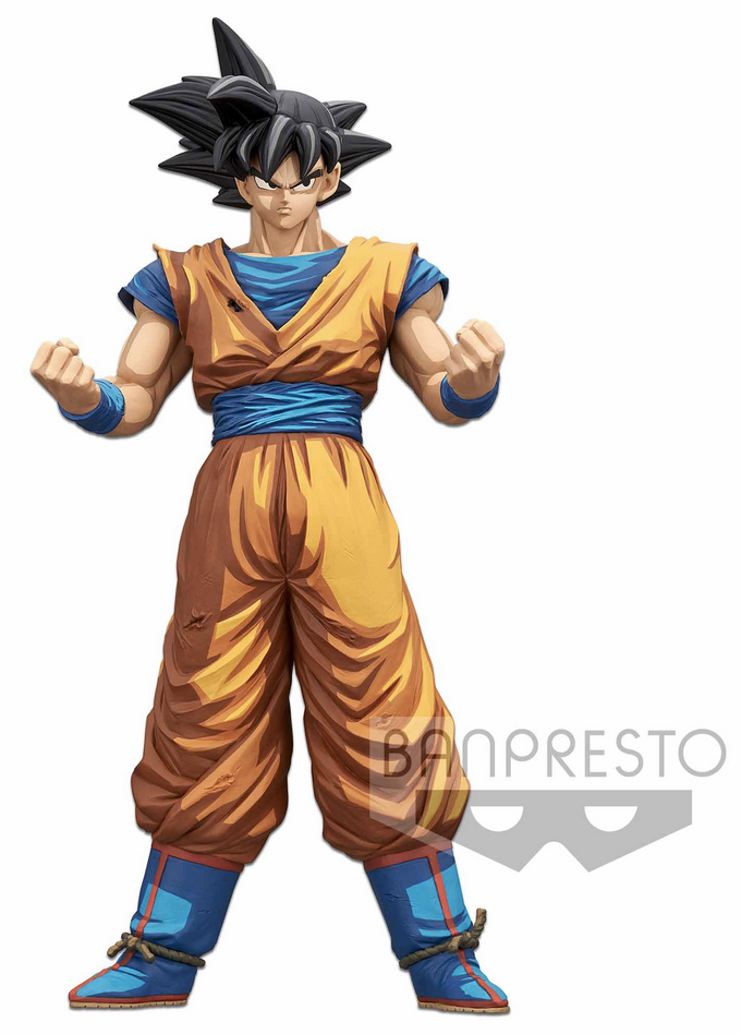 Dragon Ball Z Figure Grandista Son Goku Manga Dimensions