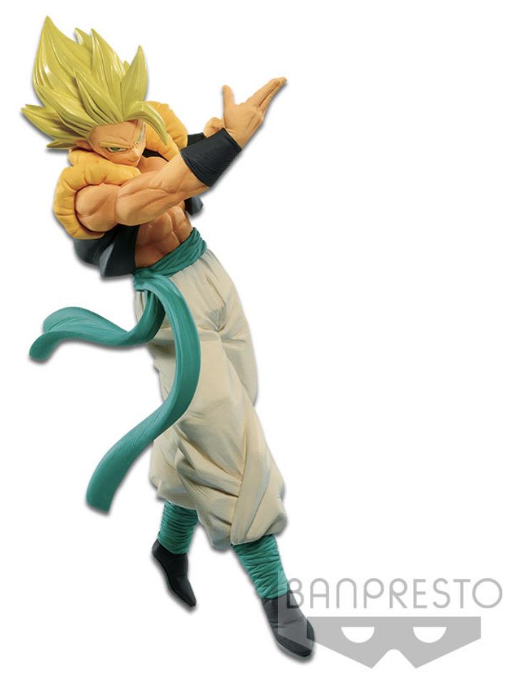 Dragon Ball Super Figure Match Makers Super Saiyan Gogeta
