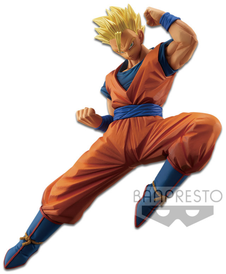 Dragon Ball Z Figure Chosenshiretsuden Vol. 4 Super Saiyan Son Gohan