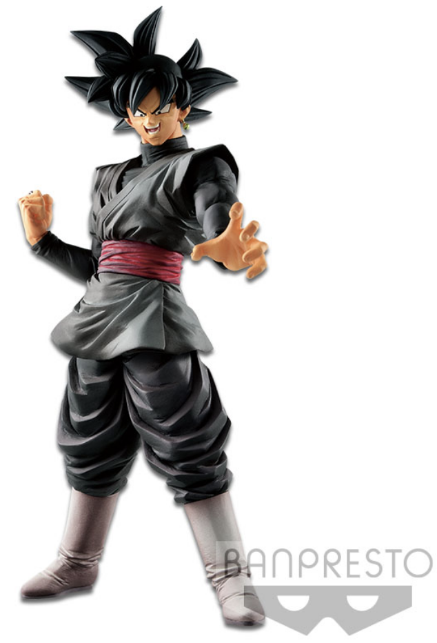Dragon Ball Legends Figure Collab Goku Black