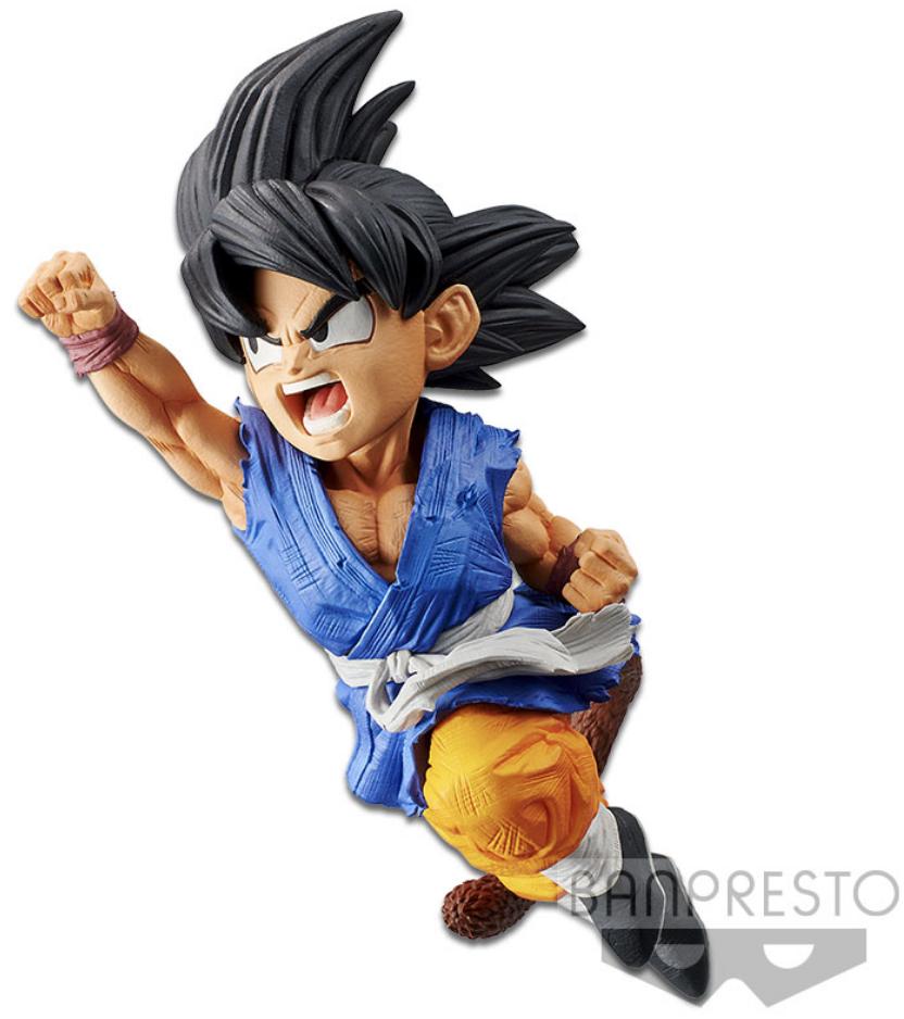 Dragon Ball GT Figure Wrath of the Dragon Son Goku