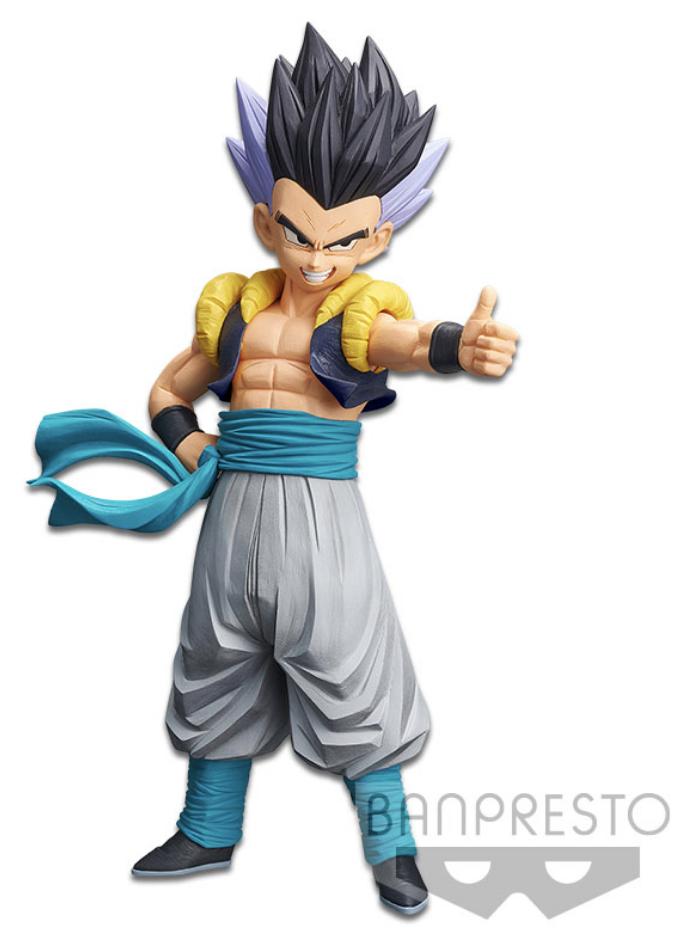 Dragon Ball Z Figure Grandista Resolution of Soldier Gotenks