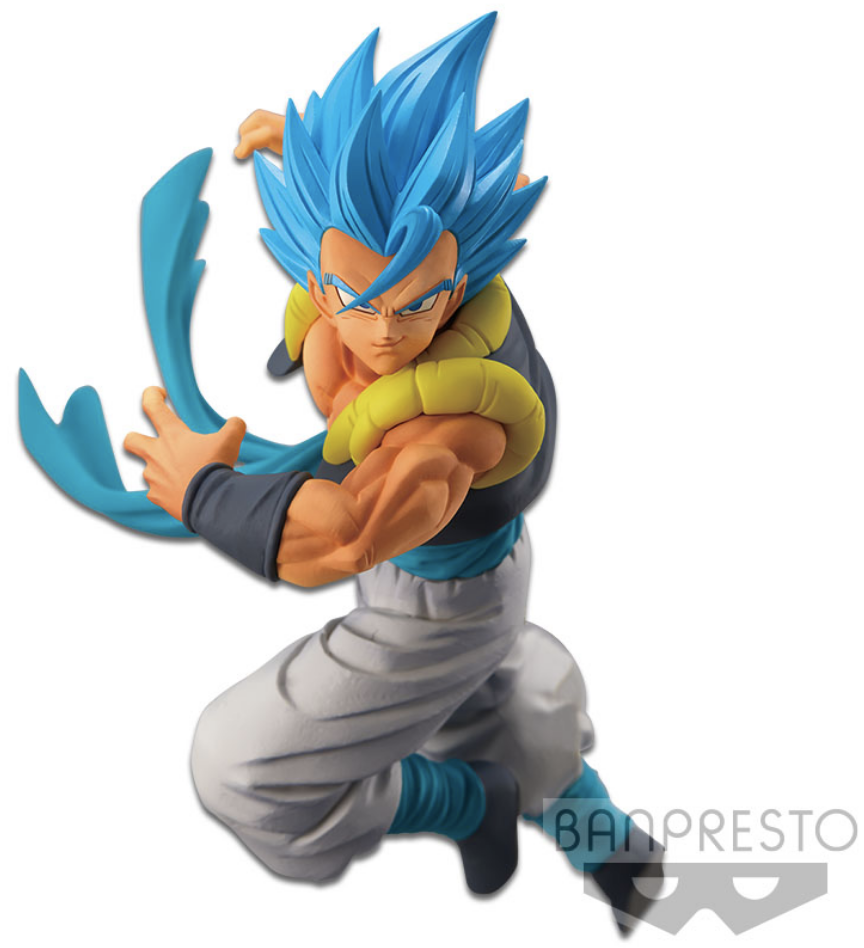 Dragon Ball Super Figure Chosenshiretsuden Vol. 5 Super Saiyan God Super Saiyan Gogeta