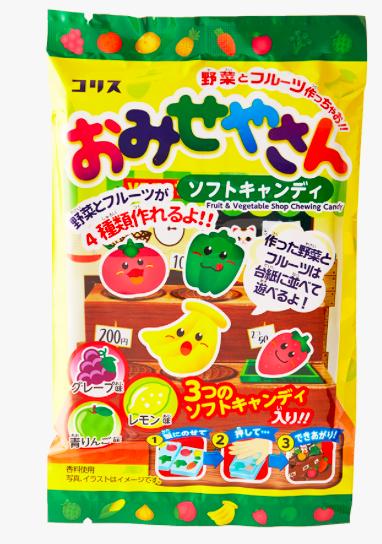 Omiseya-san Soft Candy 3 Pieces (12 set)