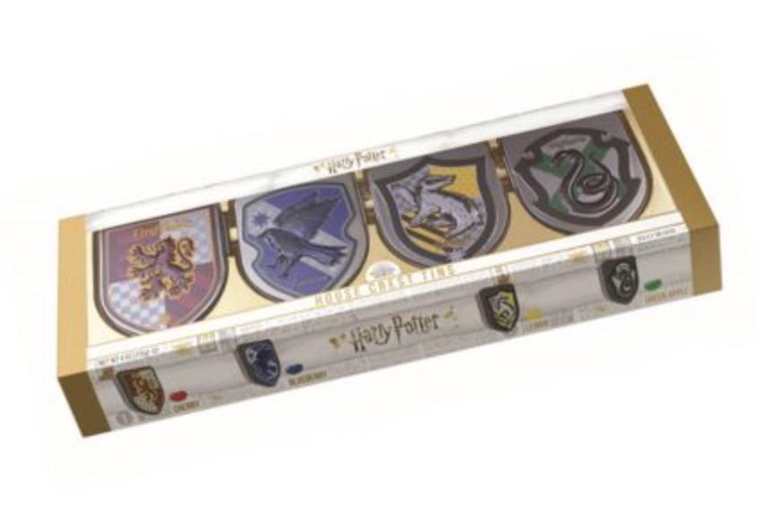 Harry Potter Four Crest Tins Pack