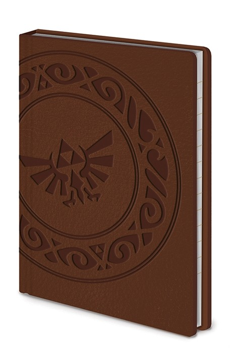 The Legend of Zelda (Triforce) Mini Pocket Premium Notebook