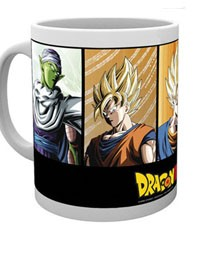 Dragon Ball Z - Mug 300 ml - Moody
