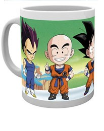 Dragon Ball Z - Mug 300 ml - Chibi