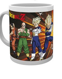 Dragon Ball Z - Mug 300 ml - Fighters
