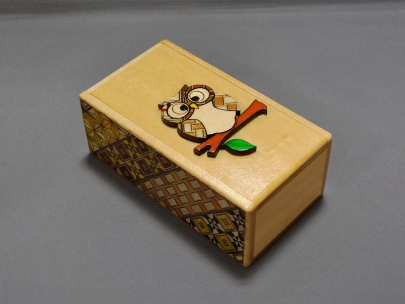 TAP BOX OWL W