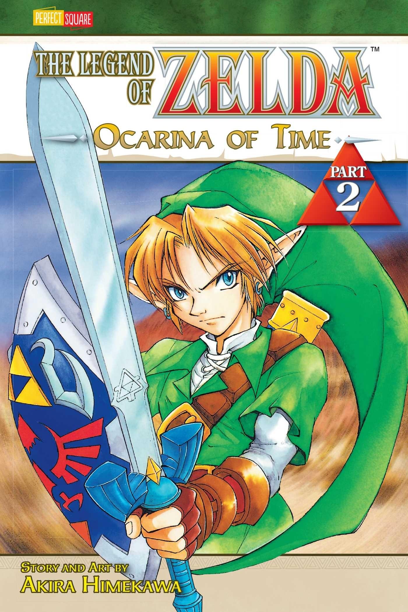 The Legend of Zelda, Vol. 02