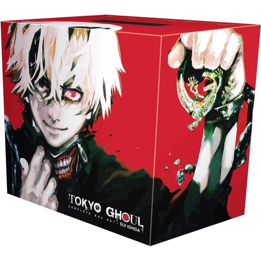 Tokyo Ghoul, Complete Box Set (Volumes 1-14)