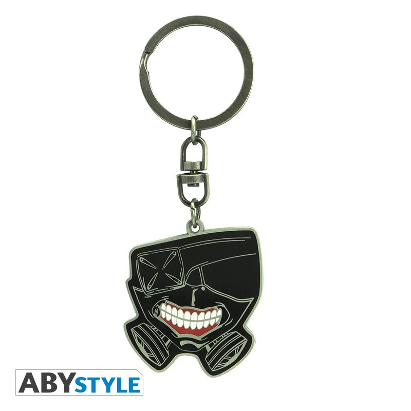 "Tokyo Ghoul: - Keychain ""Mask"""