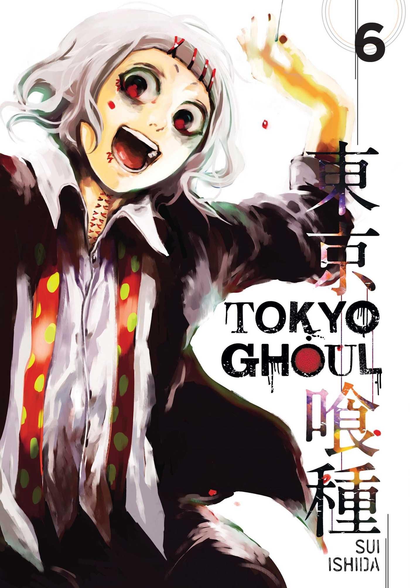 Tokyo Ghoul, Vol. 06