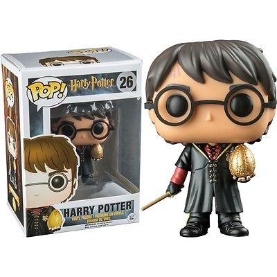 "HARRY POTTER Figurine HARRY TRIWIZARD N° 10 /""POP/"" FUNKO"