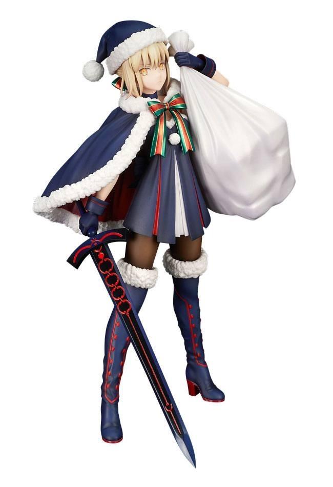 Fate/Grand Order - Rider / Altria Pendragon Santa Figure
