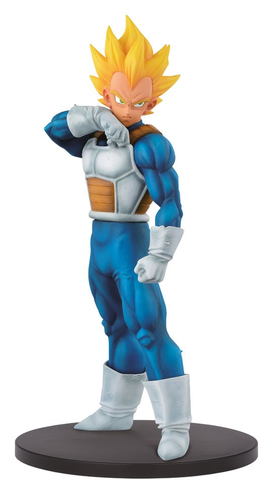 "Dragon Ball Z ""Resolution Of Soldier"" Series Figures - Vegeta Super Saiyan - 17cm"